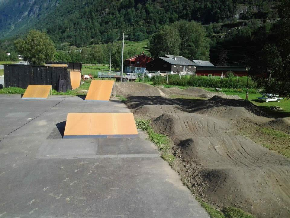 Folven pumptrack 1