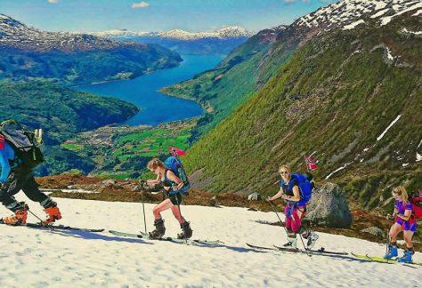 Folven toppturfestival 2019 i Stryn